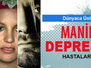 Manik Depresif Ünlüler