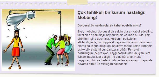 Tüm Yönleriyle Psikolojik Taciz (Mobing) 6