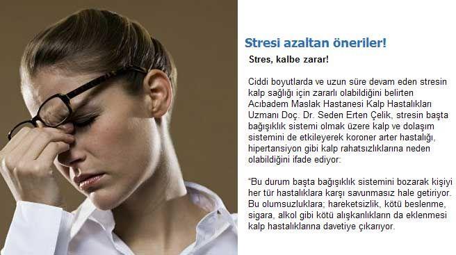 Stresi Azaltan Pratik Önlemler galerisi resim 1