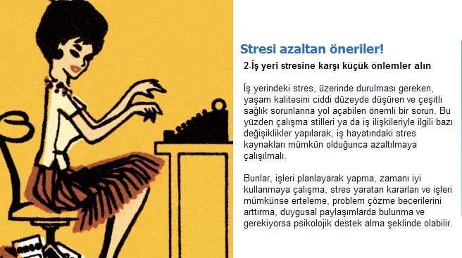 Stresi Azaltan Pratik Önlemler 5