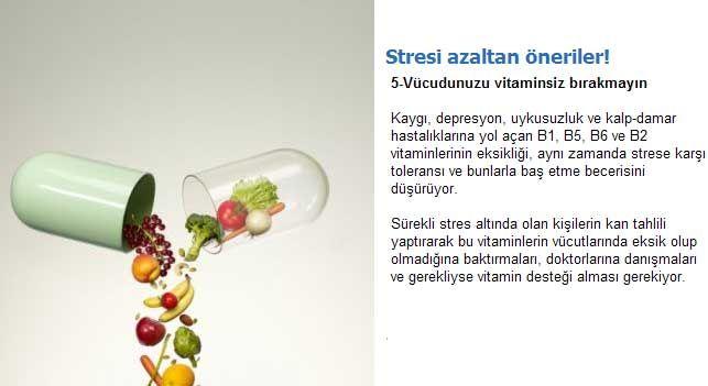Stresi Azaltan Pratik Önlemler 8