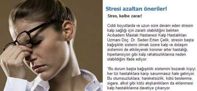 Stresi Azaltan Pratik Önlemler