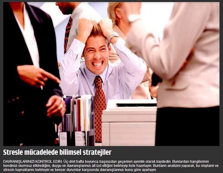 Stresle Başa Çıkmanın Bilimsel Yolu - FOTO Galeri 10