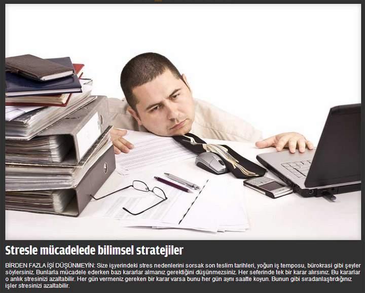 Stresle Başa Çıkmanın Bilimsel Yolu - FOTO Galeri 3