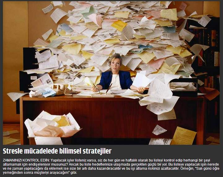 Stresle Başa Çıkmanın Bilimsel Yolu - FOTO Galeri 5