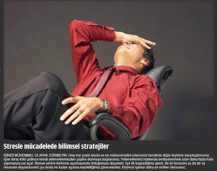 Stresle Başa Çıkmanın Bilimsel Yolu - FOTO Galeri 7