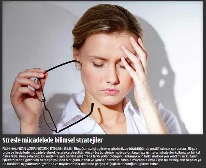 Stresle Başa Çıkmanın Bilimsel Yolu - FOTO Galeri 9