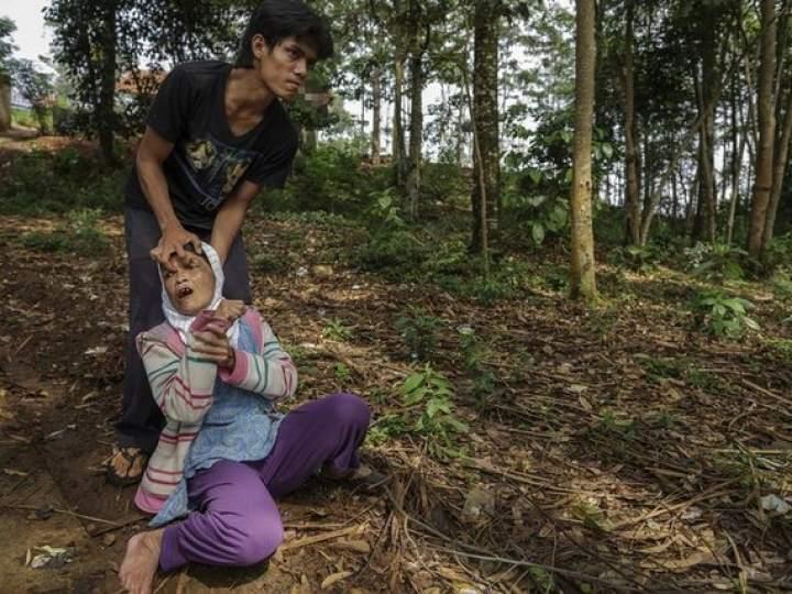 Endonezya Akıl Hastanesinden Şok Görüntüler 11