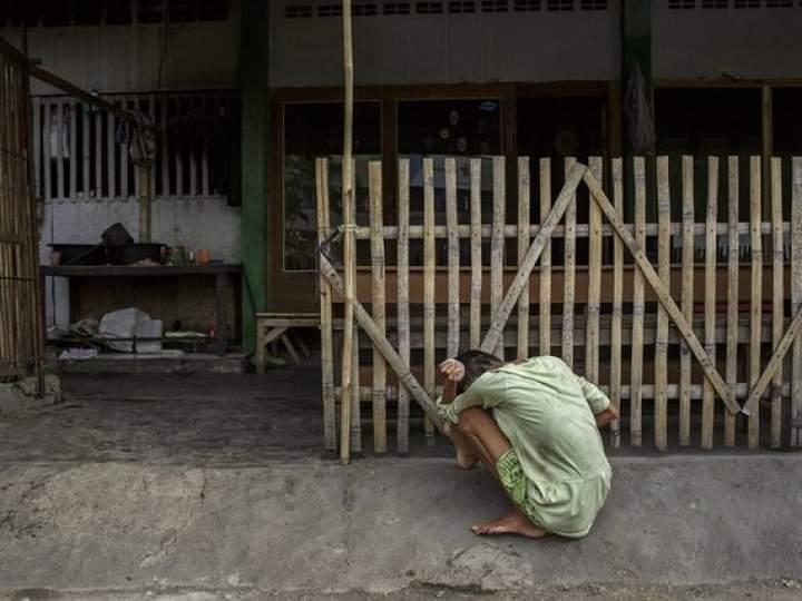 Endonezya Akıl Hastanesinden Şok Görüntüler 13
