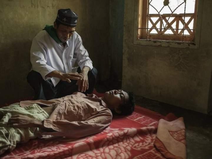 Endonezya Akıl Hastanesinden Şok Görüntüler 16