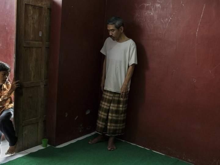 Endonezya Akıl Hastanesinden Şok Görüntüler 17