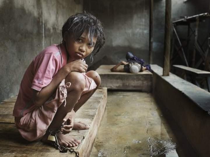Endonezya Akıl Hastanesinden Şok Görüntüler 2