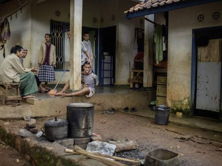 Endonezya Akıl Hastanesinden Şok Görüntüler 4