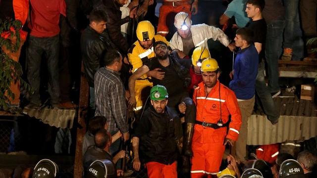Soma Maden Kazası - Resim Galeri 2