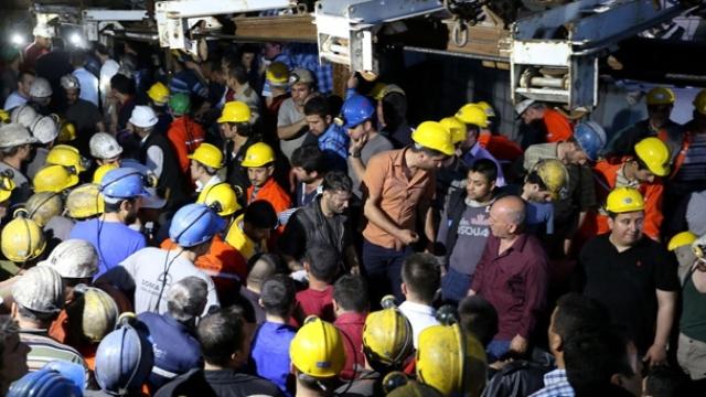 Soma Maden Kazası - Resim Galeri 7