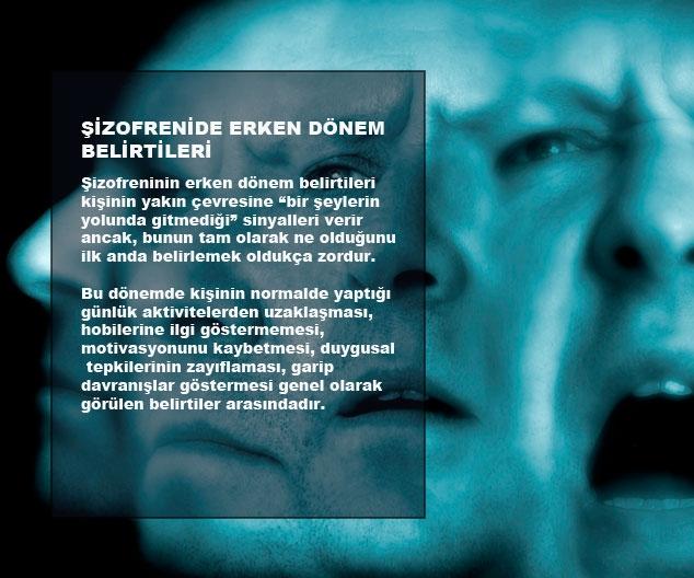 Şizofreni'de Erken Dönem Belirtileri 1