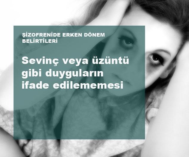 Şizofreni'de Erken Dönem Belirtileri 10