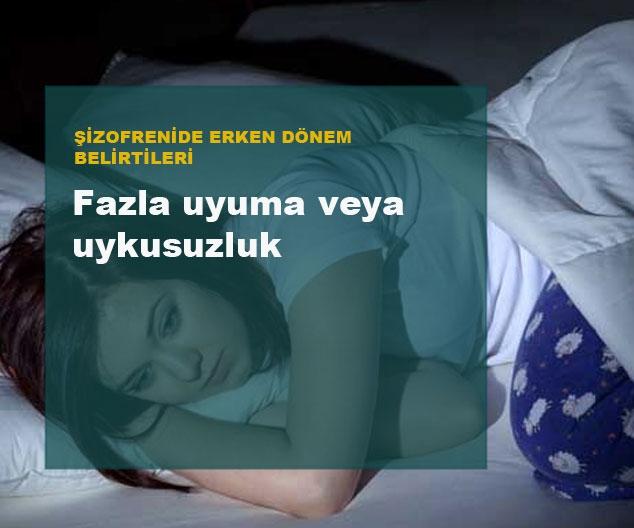 Şizofreni'de Erken Dönem Belirtileri 12