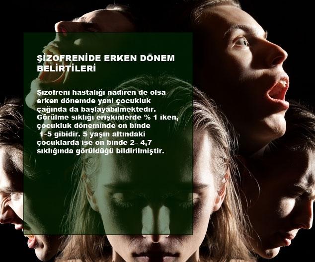 Şizofreni'de Erken Dönem Belirtileri 2