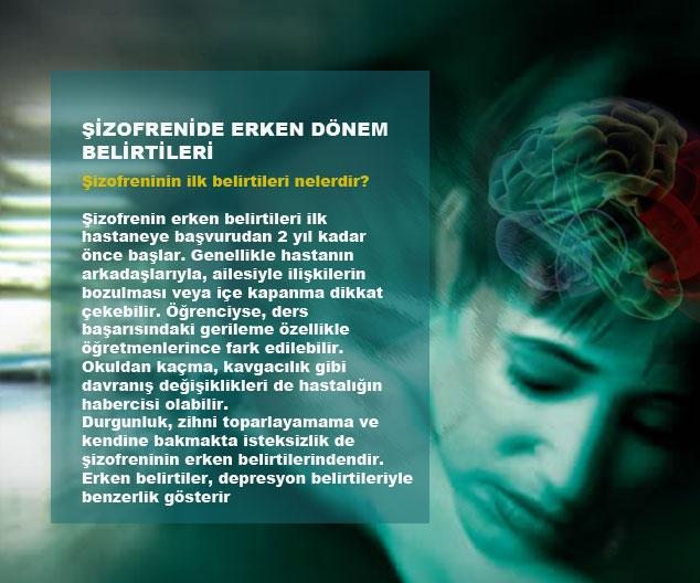 Şizofreni'de Erken Dönem Belirtileri 4