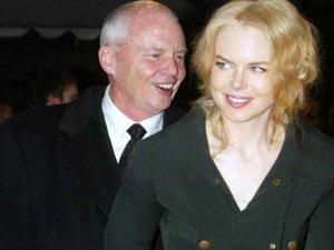 Nicola Kidman'ın Babası Psikolog Anthony Kidman Öldü