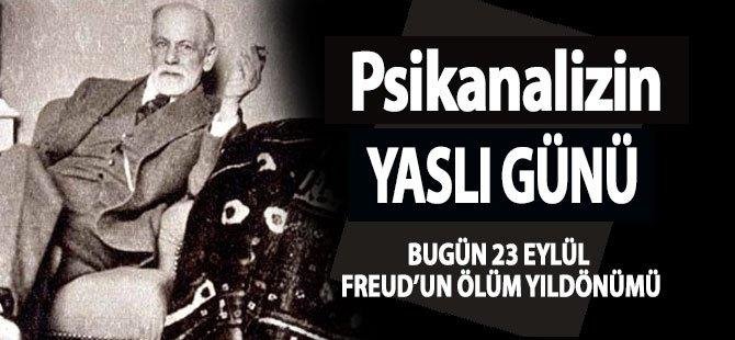 Bugün 23 Eylül Freud'un Ölüm Yıldönümü