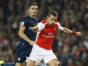 Podolski, G.Saray Hakkında Açıklama Yaptı