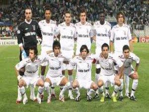 İşte Beşiktaş Partizan Maçının Kadroları,