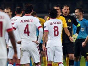 Galatasaray Borussia Dortmund Maçının Sonucu 4-1