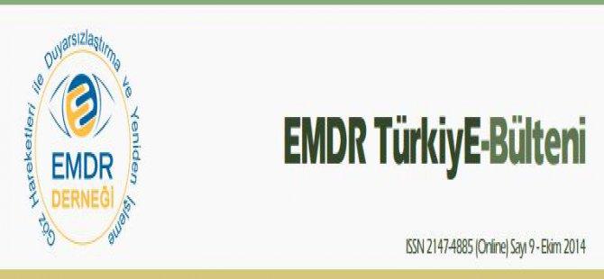 EMDR Bülteni Ekim 2014 Sayısı