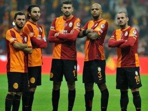 Galatasaray Süper Lig tarihine geçti!