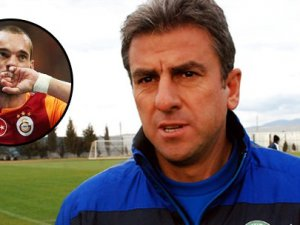 Hamza Hamzaoğlu Galatasaray'la Sözleşme İmzaladı