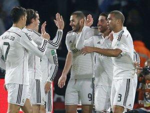 Real Madrid San Larenzo Maçının Sonucu