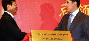 Çin, Erbil'de Başkonsolosluk Açtı