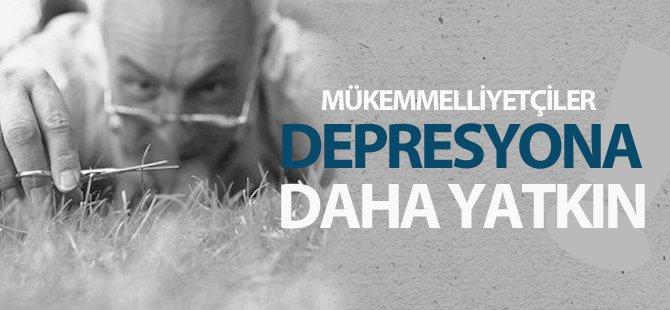 Mükemmeliyetçilik Depresyon İçin Bir Yatkınlık Faktörü