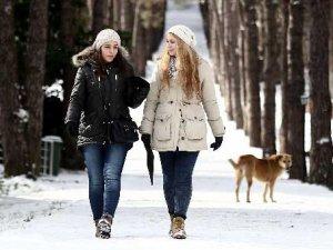 İstanbul'da Kar Gidiyor, Dona dikkat!