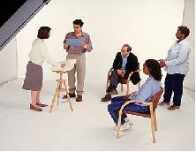 Psikodrama grup terapisi hız kazanıyor!