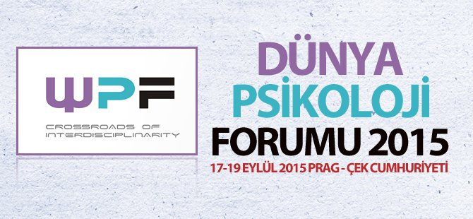 2015 Dünya Psikoloji Forumu