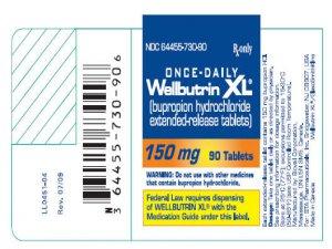 Bupropion etken maddeli Wellbutrin XL ilacının piyasadan çekilmesi