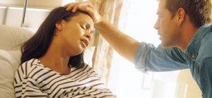 Eşleri Yanlarındayken Acıları Artıyor