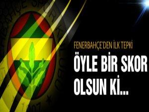 Fenerbahçe'den Hacıosmanoğlu'na İlk Tepki!