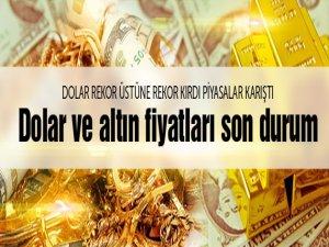 Dolar ve Altın Fiyatları