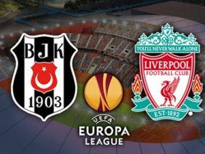 Beşiktaş-Liverpool Maçı