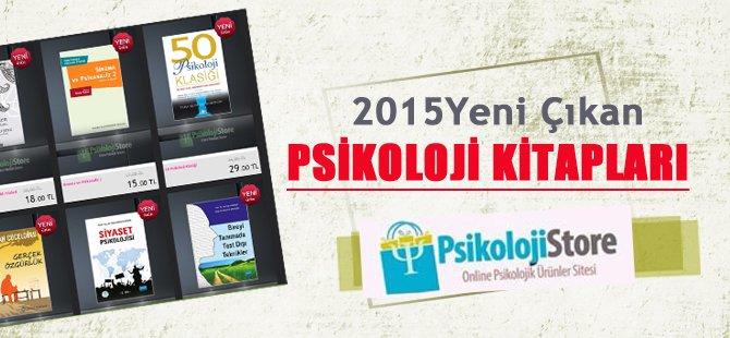 Yeni Çıkan Psikoloji Kitapları - 2015