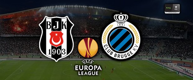 Beşiktaş-Brugge Maçı