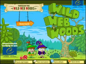 Çocukları internette korumak için oyun sitesi