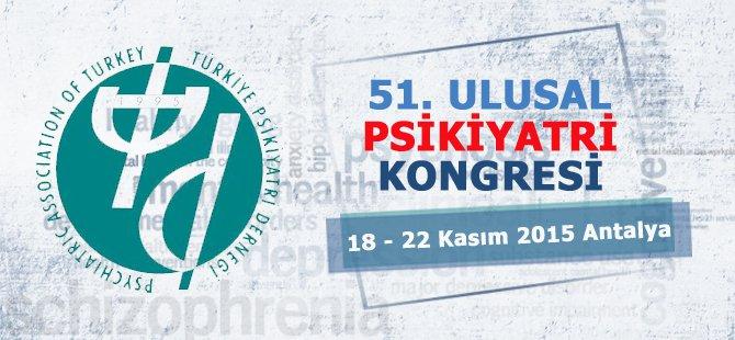 51. Ulusal Psikiyatri Kongresi