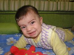 Bebeklerdeki İnatçı Ağlamalar