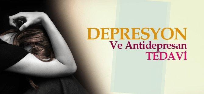 Depresyon ve Antidepresan Tedavi