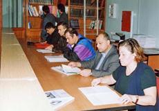 Türkiyede ilk Özürlüler Kütüphanesi